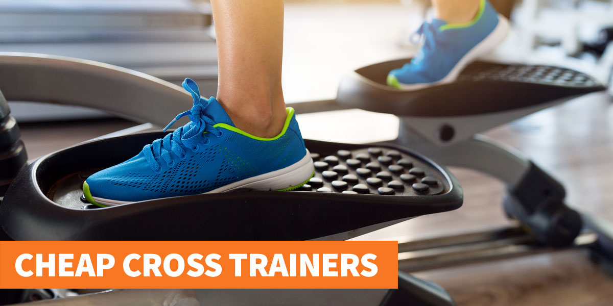 A guide to the best cheap cross trainers